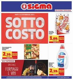Catalogo Sigma a Firenze ( Scaduto )