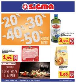 Catalogo Sigma a Milano ( Scaduto )