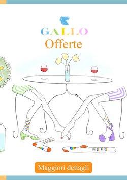 Offerte di Gallo nella volantino di Gallo ( Per altri 11 giorni)