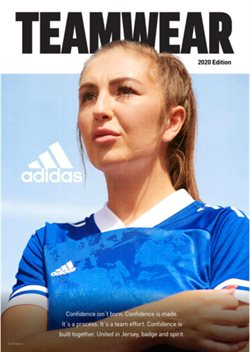 Catalogo Adidas a Settecamini ( Più di un mese )