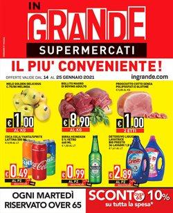 Offerte Iper Supermercati nella volantino di InGrande a Pisa ( Per altri 8 giorni )