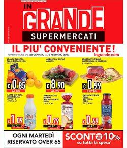 Offerte Iper Supermercati nella volantino di InGrande a Macerata ( Pubblicato ieri )