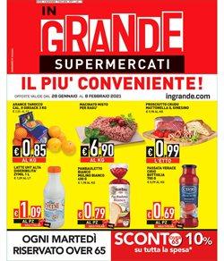 Offerte Iper Supermercati nella volantino di InGrande a Campi Bisenzio ( Pubblicato ieri )