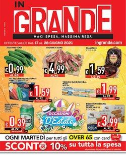 Offerte di Iper Supermercati nella volantino di InGrande ( Per altri 7 giorni)