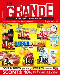 Offerte di Iper Supermercati nella volantino di InGrande ( Scade oggi)