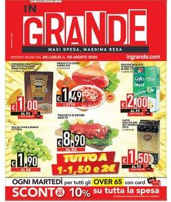 Offerte di Iper Supermercati nella volantino di InGrande ( Per altri 8 giorni)