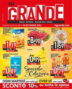 Offerte di Iper Supermercati nella volantino di InGrande ( Per altri 3 giorni)