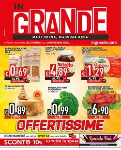 Offerte di Iper Supermercati nella volantino di InGrande ( Per altri 10 giorni)