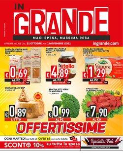 Offerte di Iper Supermercati nella volantino di InGrande ( Per altri 5 giorni)