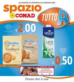 Catalogo Spazio Conad a Roma ( Scade oggi )