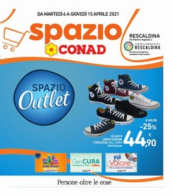 Catalogo Spazio Conad a Lissone ( Scade oggi )
