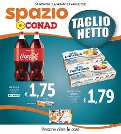 Offerte di Coca-Cola a Spazio Conad