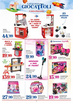 Offerte di Aspirapolvere a Carrefour Sud Italia Ipermercato