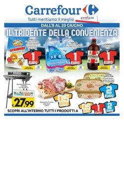 Offerte di Iper Supermercati nella volantino di Carrefour Sud Italia Ipermercato ( Per altri 4 giorni)