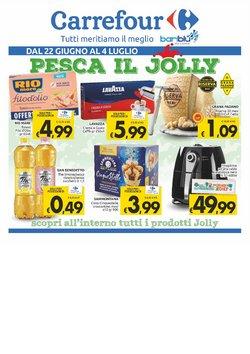 Offerte di Iper Supermercati nella volantino di Carrefour Sud Italia Ipermercato ( Pubblicato oggi)