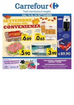 Offerte di Carrefour Sud Italia Ipermercato nella volantino di Carrefour Sud Italia Ipermercato ( Per altri 7 giorni)