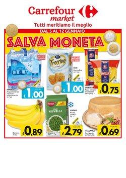 Catalogo Carrefour Sud Italia Market a Bari ( Scaduto )
