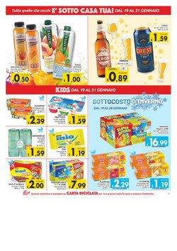 Offerte di Alimenti per il bambino a Carrefour Sud Italia Market