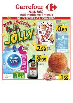 Catalogo Carrefour Sud Italia Market ( Scade domani )
