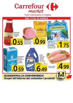 Catalogo Carrefour Sud Italia Market ( Per altri 9 giorni )