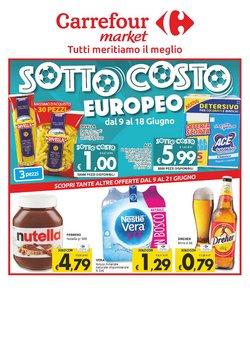 Offerte di Carrefour Sud Italia Market nella volantino di Carrefour Sud Italia Market ( Per altri 6 giorni)