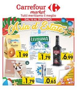 Offerte di Carrefour Sud Italia Market nella volantino di Carrefour Sud Italia Market ( Per altri 4 giorni)