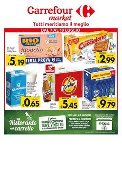 Offerte di Carrefour Sud Italia Market nella volantino di Carrefour Sud Italia Market ( Scaduto)
