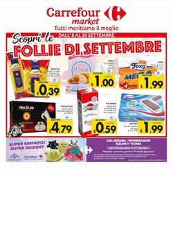 Offerte di Carrefour Sud Italia Market nella volantino di Carrefour Sud Italia Market ( Per altri 3 giorni)