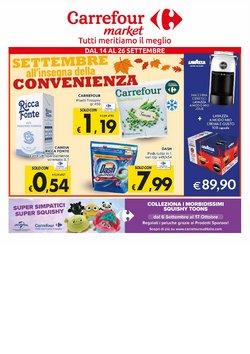 Offerte di Carrefour Sud Italia Market nella volantino di Carrefour Sud Italia Market ( Per altri 9 giorni)
