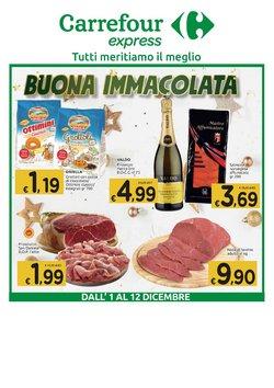 Catalogo Carrefour Sud Italia Express a Lamezia Terme ( Scaduto )