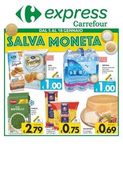 Catalogo Carrefour Sud Italia Express a Bari ( Scaduto )