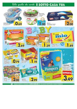 Offerte di Piu a Carrefour Sud Italia Express
