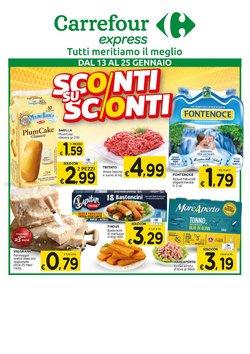 Catalogo Carrefour Sud Italia Express a Lamezia Terme ( Per altri 8 giorni )
