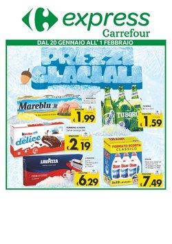 Catalogo Carrefour Sud Italia Express a Bari ( 2  gg pubblicati )