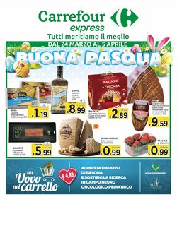 Catalogo Carrefour Sud Italia Express ( Scaduto )