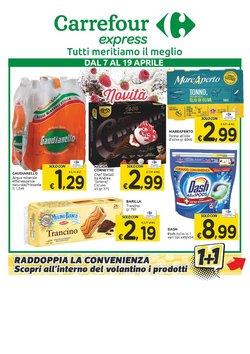 Catalogo Carrefour Sud Italia Express ( Per altri 3 giorni )