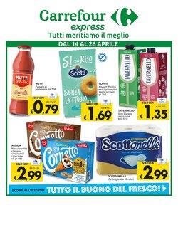 Catalogo Carrefour Sud Italia Express ( Scade domani )