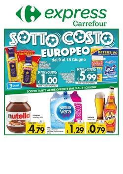 Offerte di Carrefour Sud Italia Express nella volantino di Carrefour Sud Italia Express ( Scaduto)