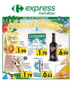Offerte di Carrefour Sud Italia Express nella volantino di Carrefour Sud Italia Express ( Per altri 6 giorni)