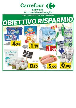 Catalogo Carrefour Sud Italia Express ( Scaduto)