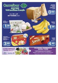 Offerte di Carrefour Sud Italia Express nella volantino di Carrefour Sud Italia Express ( Per altri 10 giorni)
