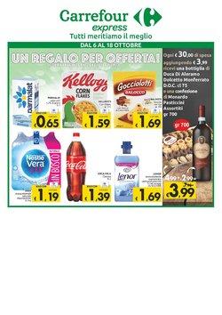 Offerte di Iper Supermercati nella volantino di Carrefour Sud Italia Express ( Scade oggi)