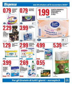 Offerte di Pampers a Eurospin
