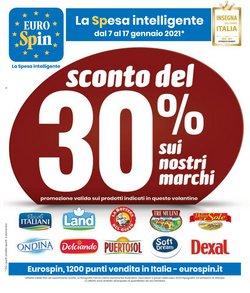 Offerte Iper Supermercati nella volantino di Eurospin a Terni ( Scade oggi )