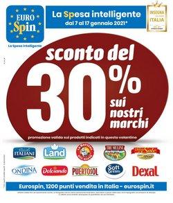 Offerte Iper Supermercati nella volantino di Eurospin a Olgiate Olona ( Scade oggi )