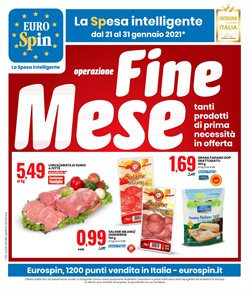 Catalogo Eurospin ( Pubblicato ieri )