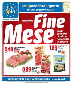 Offerte Iper Supermercati nella volantino di Eurospin a Brescia ( Pubblicato ieri )
