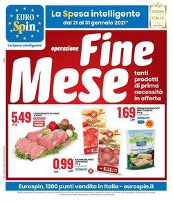 Offerte Iper Supermercati nella volantino di Eurospin a Altamura ( Per altri 4 giorni )