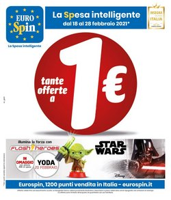 Offerte Iper Supermercati nella volantino di Eurospin a Ragusa ( Scade domani )