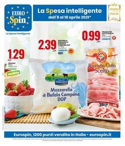 Offerte di Iper Supermercati nella volantino di Eurospin ( Per altri 4 giorni )